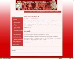Presentación web