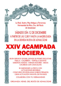 ACAMPADA ROCIERA 2009