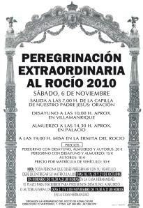 peregrinacion 2010