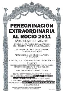 Peregrinacion 2011