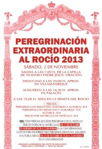 PEREGRINACION 2013